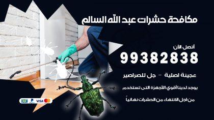 مكافحة حشرات عبد الله السالم